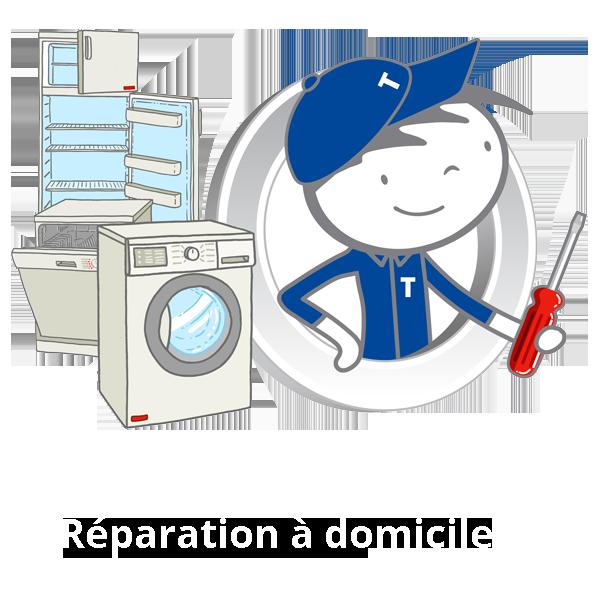 Votre réparateur électroménager